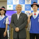 2020東京オリンピックのボランティアの制服がまるでドラエモン!