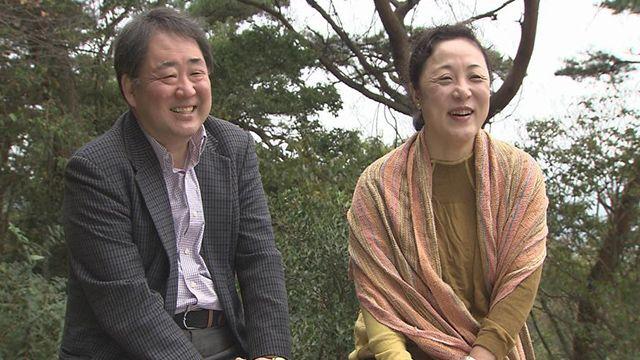 兵庫・神戸市六甲山 さわって楽しむ美術館 の矢野さん