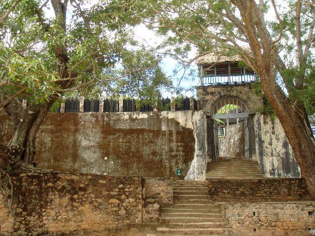 アンブヒマンガの丘の王領地